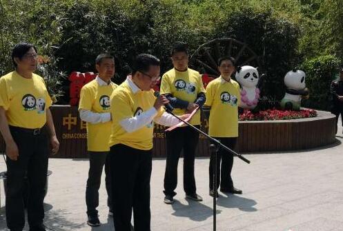 中国大熊猫保护研究中心上海基地两只半岁大熊猫得名